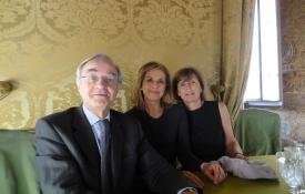 con Ambasciatori La Sablière