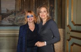 con Cicci Adreani
